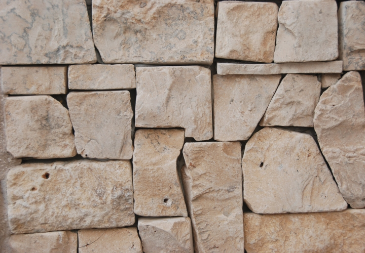 Loose stone veneer - Travertine